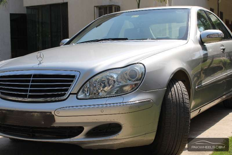 Mercedes Benz S Class S 320 2003 Image-1