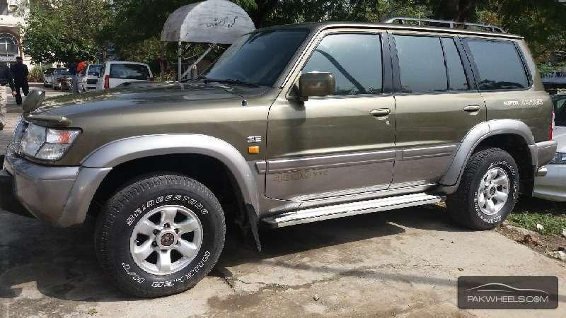 Nissan Safari 1998 Image-6