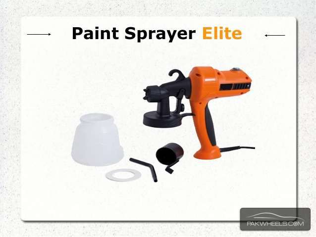 Paint sprayer elite for car for sale for sale in lahore for Paint sprayers for sale