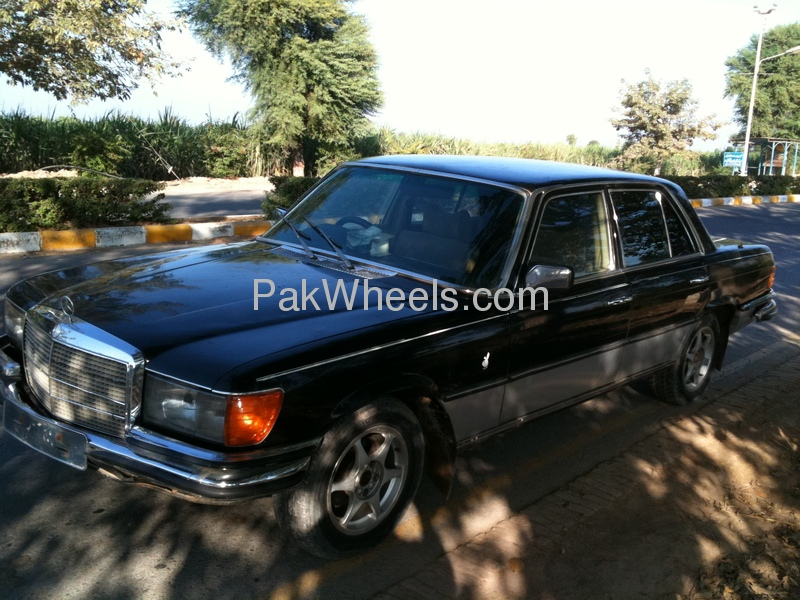 Mercedes Benz D Series 1987 Image-2