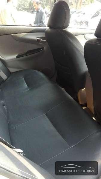 Toyota Corolla Luxel 2007 Image-5
