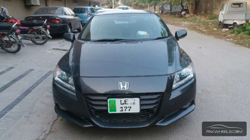Honda CR-Z Sports Hybrid 2010 Image-1