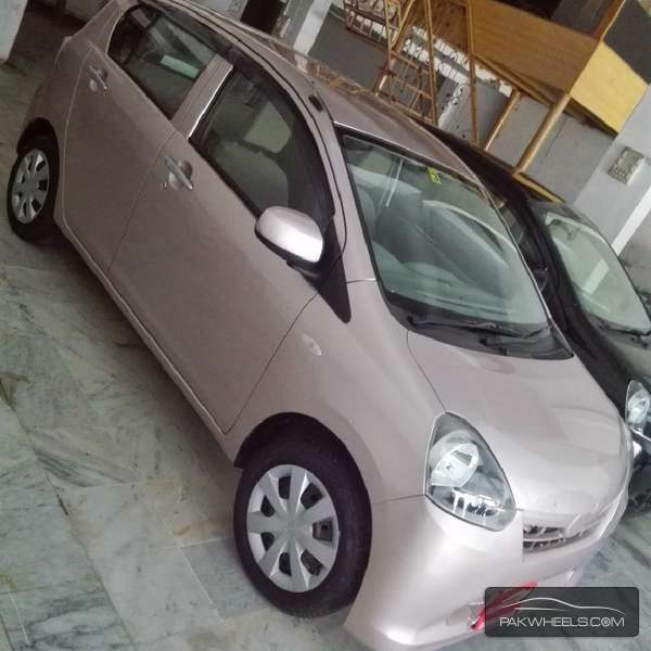 Subaru Pleo 2013 Image-2