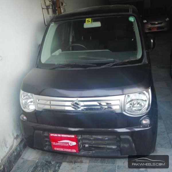 Suzuki MR Wagon ECO-X SELECTION 2012 Image-1