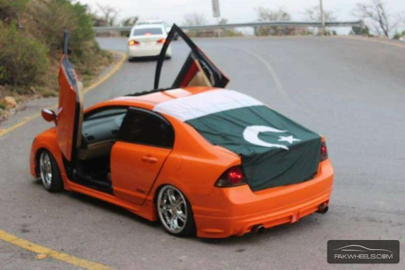 Modified Cars For Sale In Pakistan Pakwheels Image Gallery Hcpr