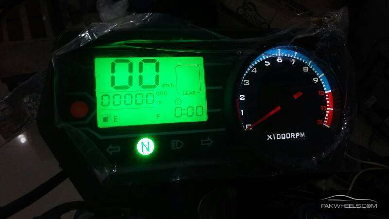 digital meter for all bikes For Sale Image-1