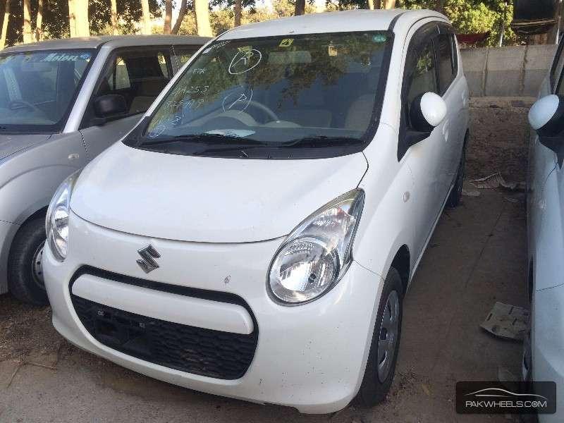 Suzuki Alto Eco ECO-L 2012 Image-2