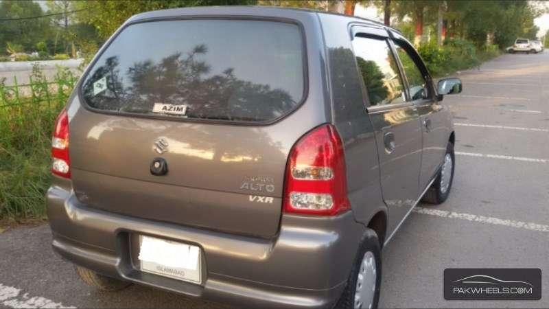 Suzuki Alto VXR (CNG) 2010 Image-6