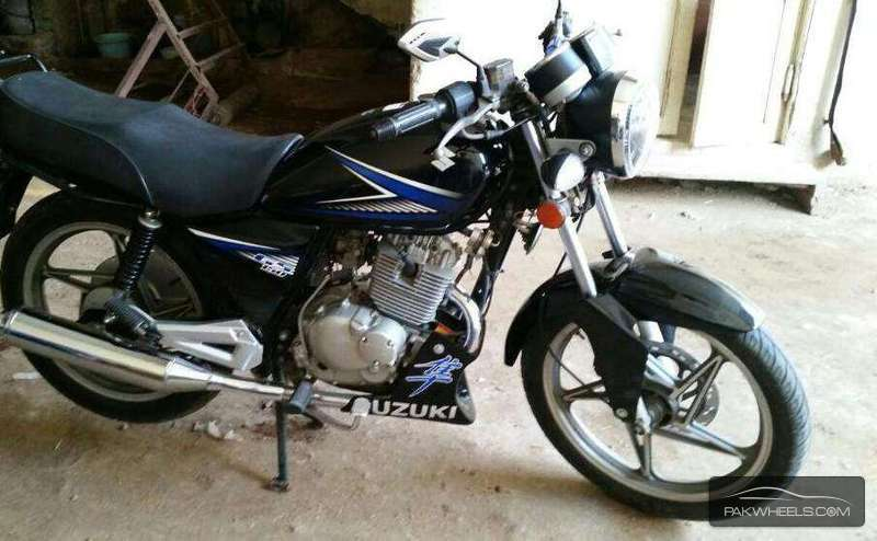 Suzuki Gs 150 – Articleblog info