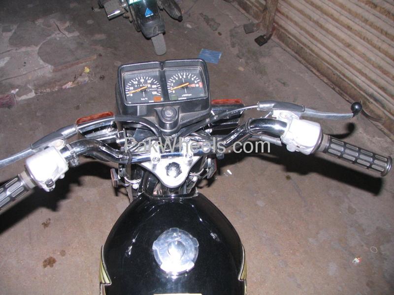 Honda CG 125 1992 Image-3