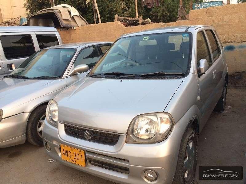 used suzuki kei a 2007 car for sale in karachi 1342484 pakwheels. Black Bedroom Furniture Sets. Home Design Ideas
