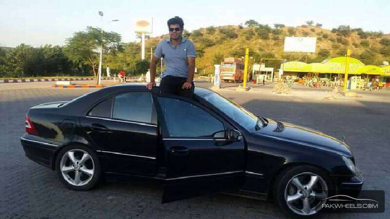 Mercedes benz c class c180 2006 for sale in lahore pakwheels for 2006 mercedes benz c class for sale