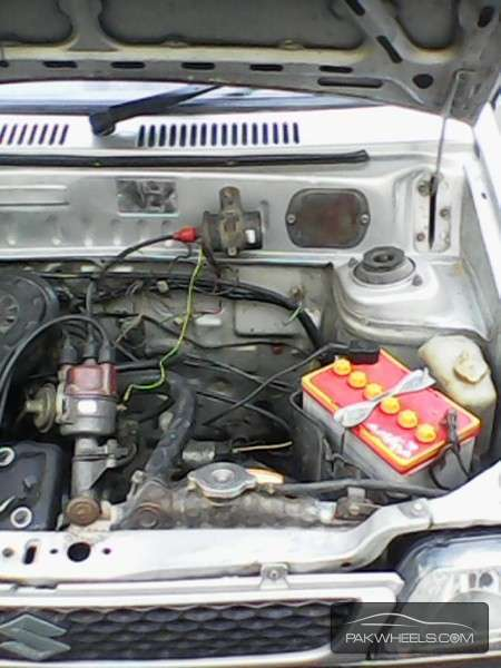 Suzuki Mehran VX 2004 Image-3