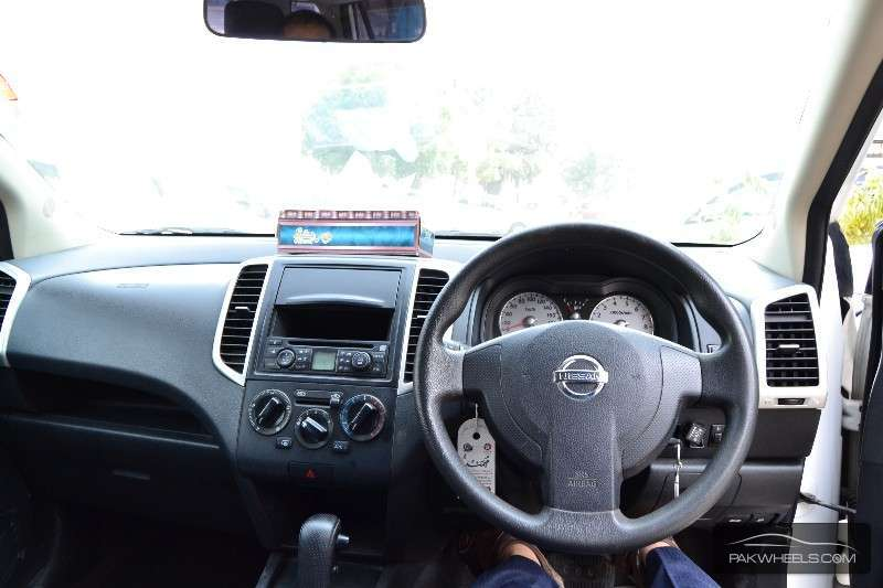 Nissan Wingroad 15M 2007 Image-5
