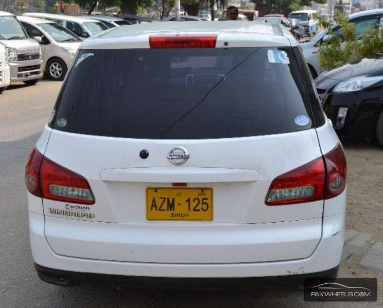Nissan Wingroad 15M 2007 Image-3