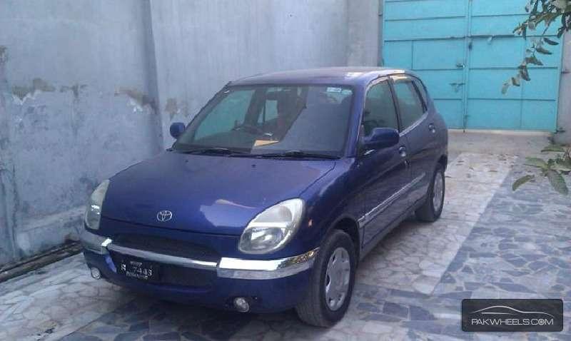 Toyota Duet 1999 Image-1