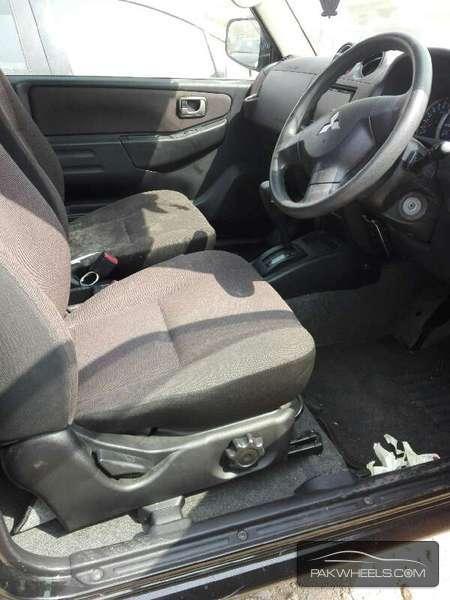 Mitsubishi Pajero Mini 2010 Image-4