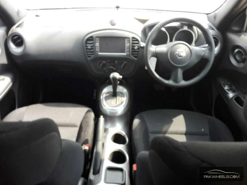 Nissan Juke 2010 Image-6