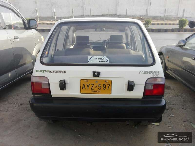 Suzuki Mehran VX Euro II 2013 Image-4