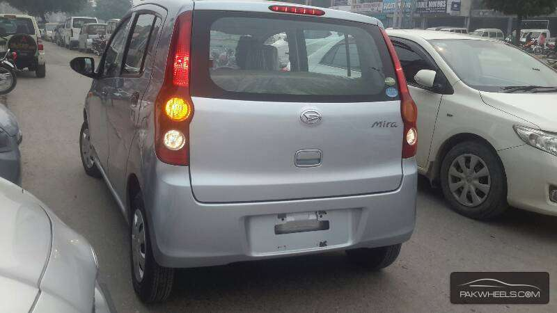 Daihatsu Mira G Smart Drive Package 2012 Image-9