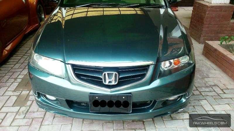Honda Accord CL7 2004 Image-6