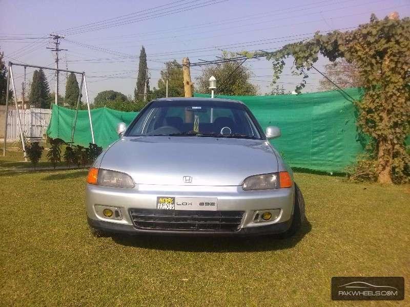 Honda Civic EX 1995 Image-2