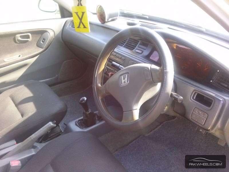 Honda Civic EX 1995 Image-8