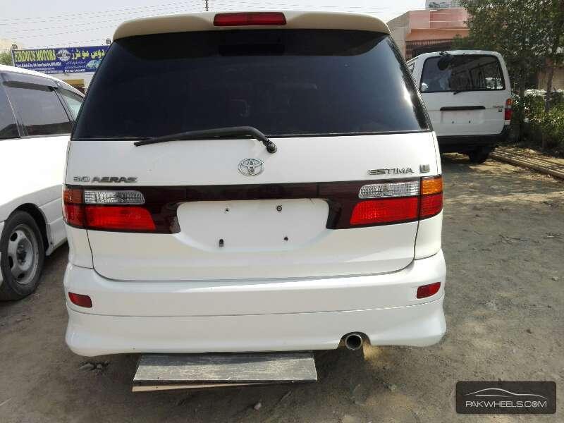Toyota Estima AERAS 2000 Image-4