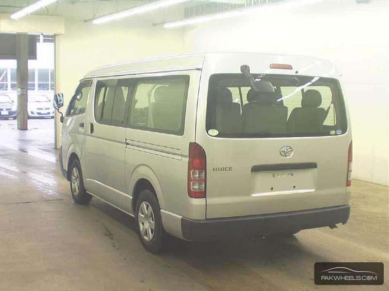 Toyota Hiace DX 2010 Image-4