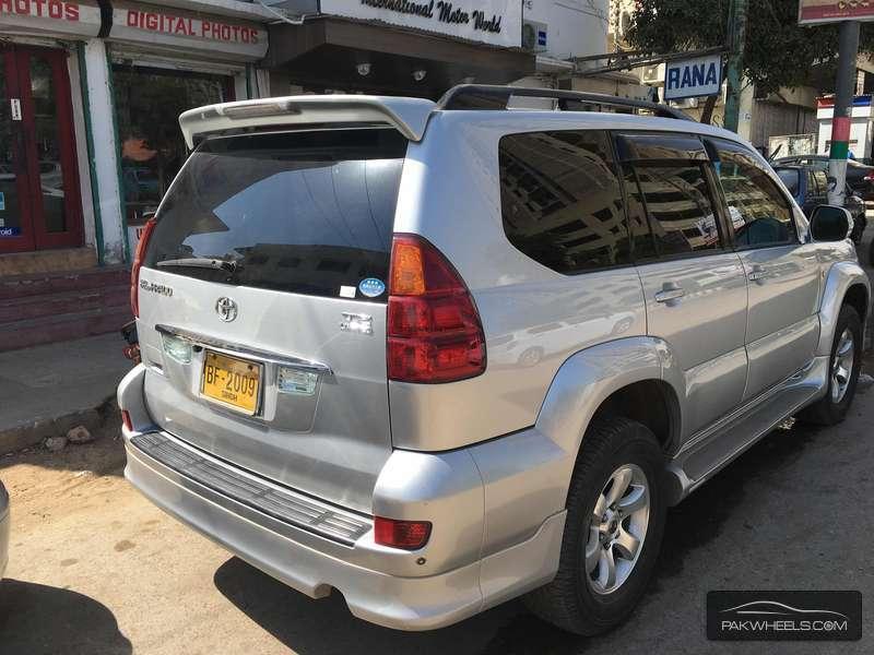 Toyota Prado 4.0 GX 2005 Image-5
