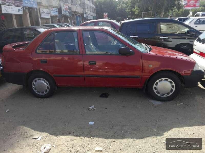 Suzuki Margalla GLX 1996 Image-2