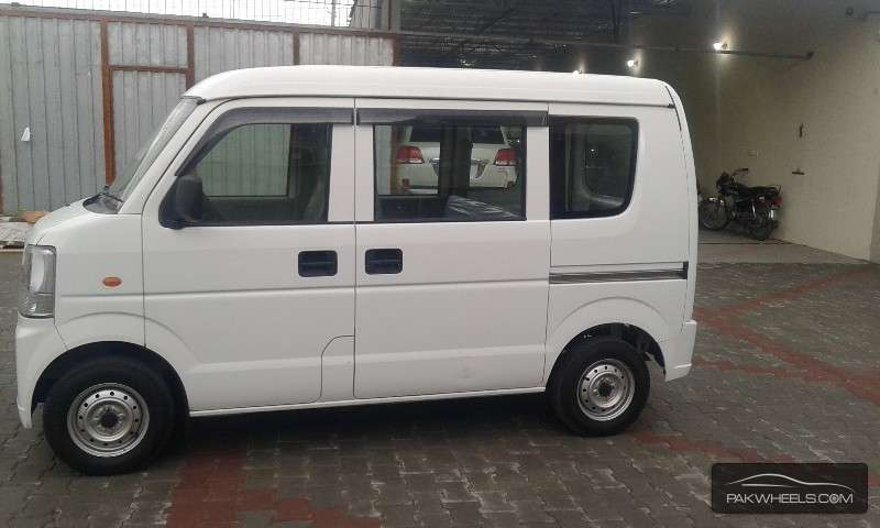 Suzuki Every PC 2011 Image-4