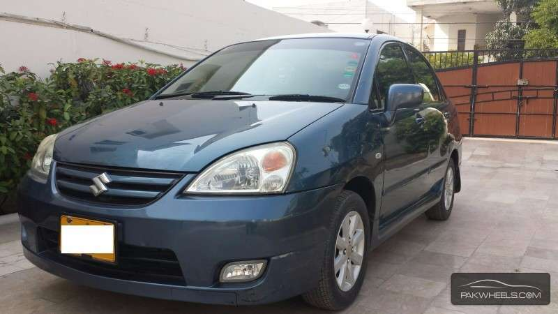 Suzuki Liana  For Sale In Karachi