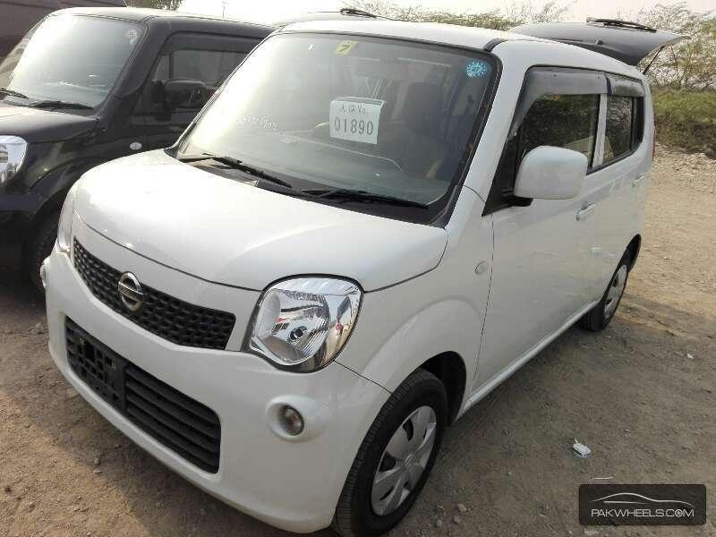 Nissan Moco 2012 Image-2