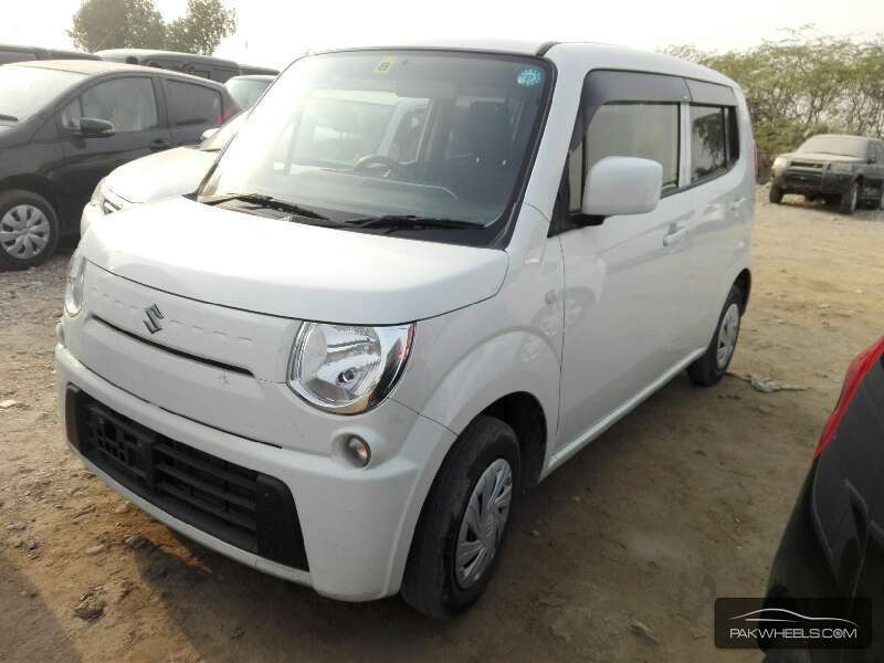Suzuki MR Wagon ECO-L 2012 Image-2