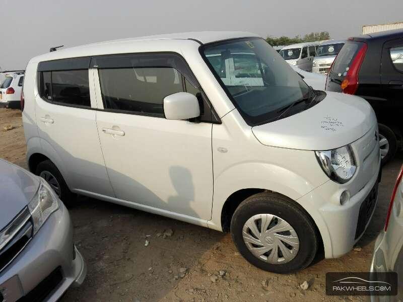 Suzuki MR Wagon ECO-L 2012 Image-3
