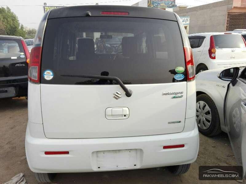 Suzuki MR Wagon ECO-L 2012 Image-8