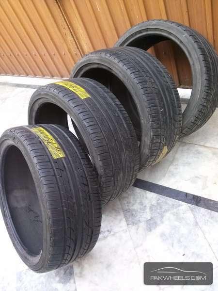 buy 18 inch yokohama low profile tires for sale in lahore pakwheels. Black Bedroom Furniture Sets. Home Design Ideas
