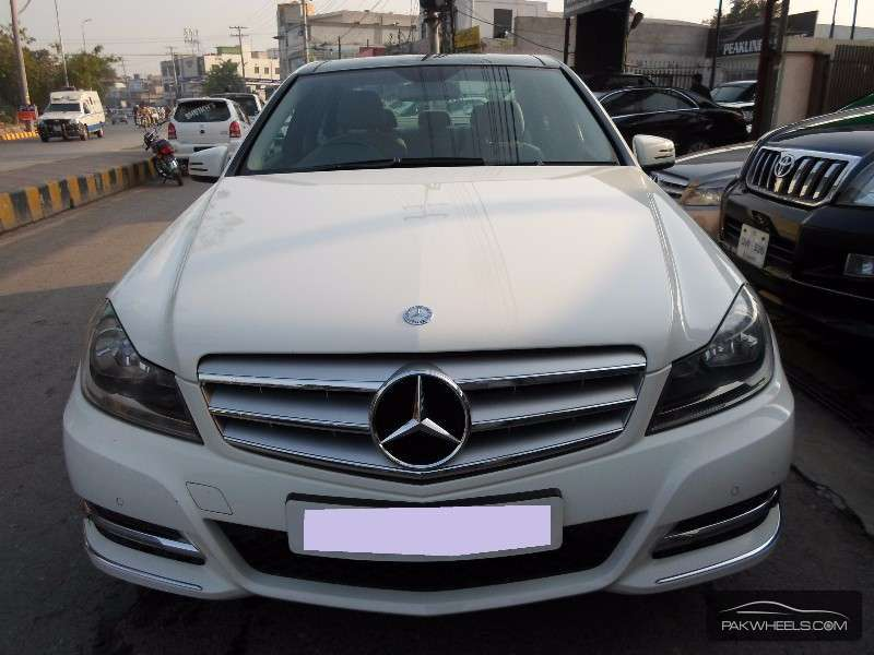 Used Mercedes Benz C Class C180 2012 Car For Sale In