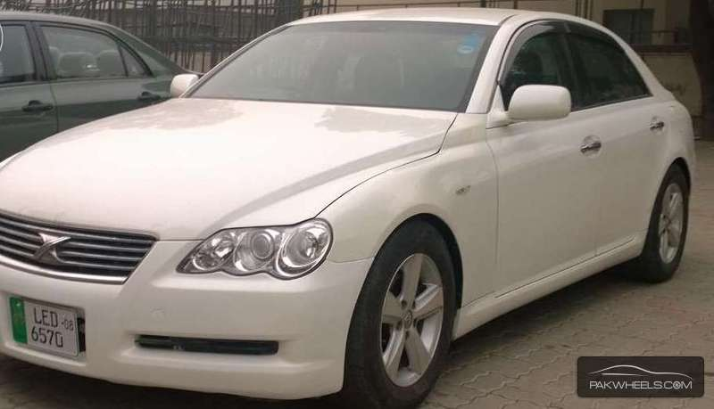 Used Car Loan >> Toyota Mark X 250G 2005 for sale in Lahore | PakWheels