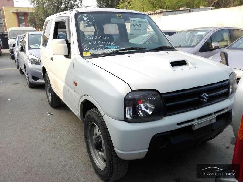 Suzuki Jimny JLSX 2013 Image-1
