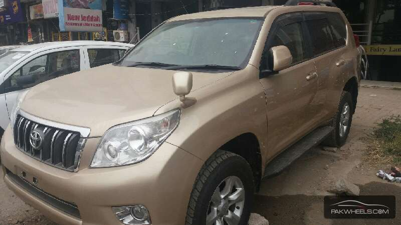 Toyota Prado TX 2.7 2009 Image-2