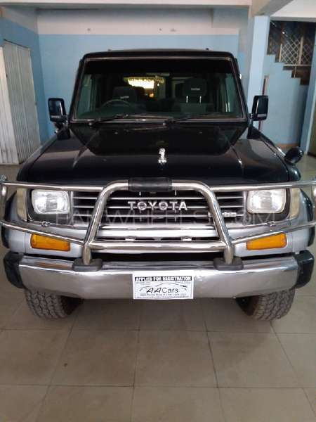 Toyota Land Cruiser VX Limited 4.7 1994 Image-1