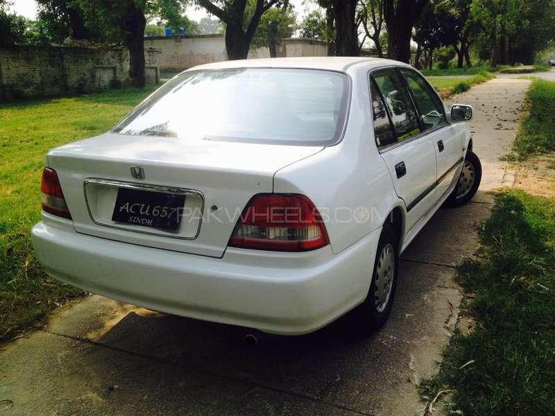 Honda City EXi S 2000 Image-3