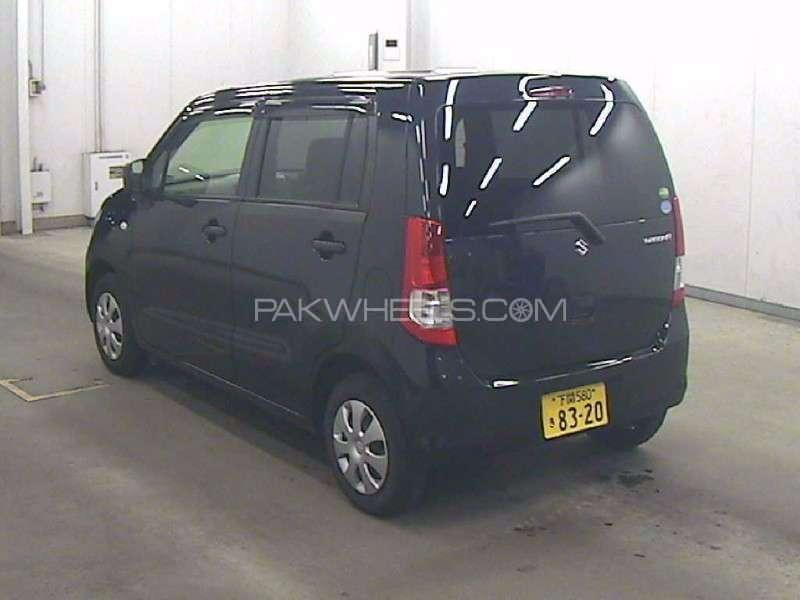 Suzuki Wagon R FX 2012 Image-3