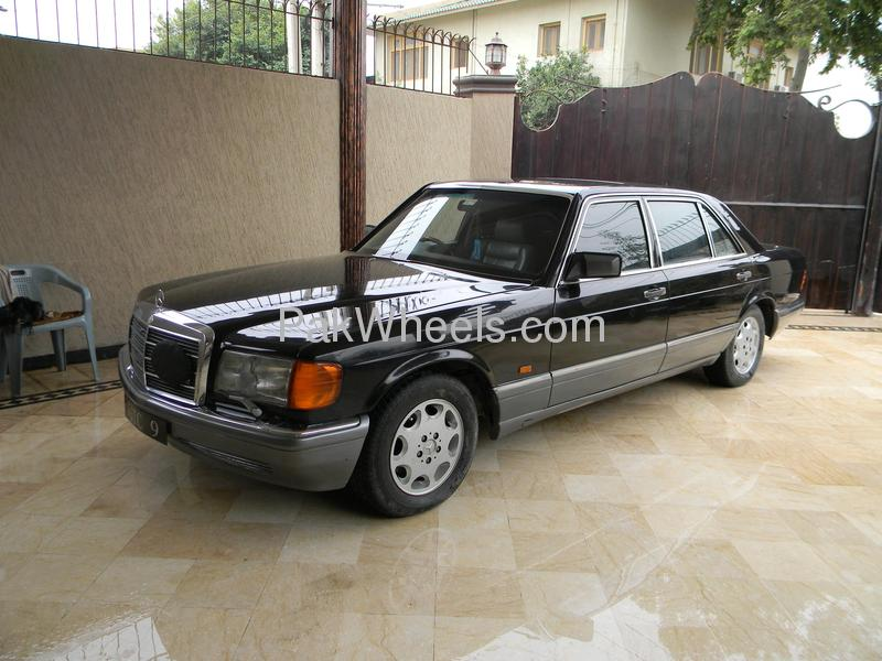 Mercedes Benz S Class 300sel 1990 For Sale In Islamabad