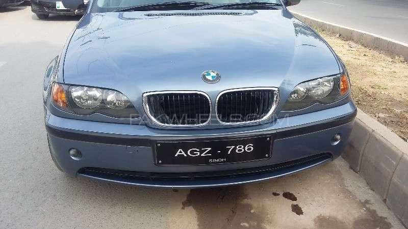 BMW 3 Series 316i 2004 Image-8