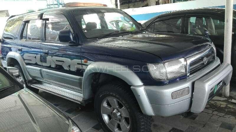 Toyota Surf 1997 Image-3