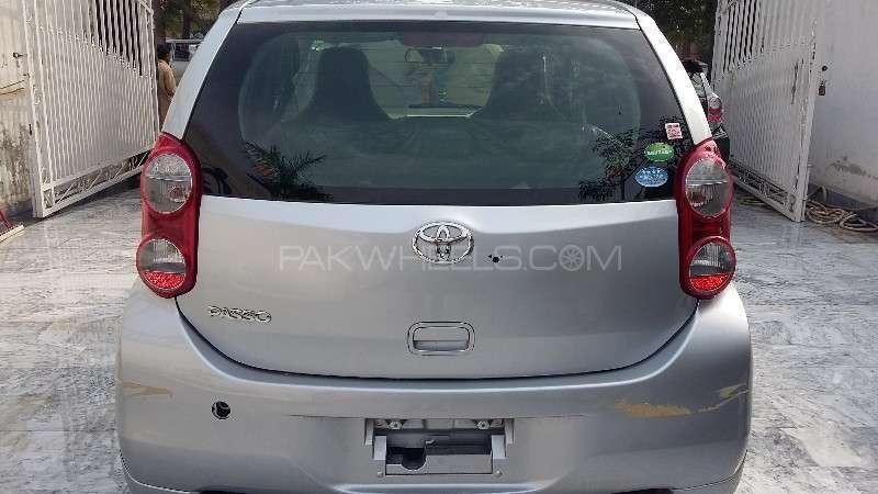 Toyota Passo 2014 Image-2