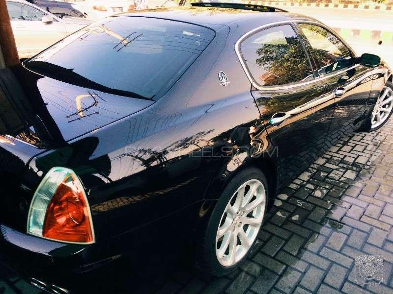 Maserati Quattroporte 2008 Image-7